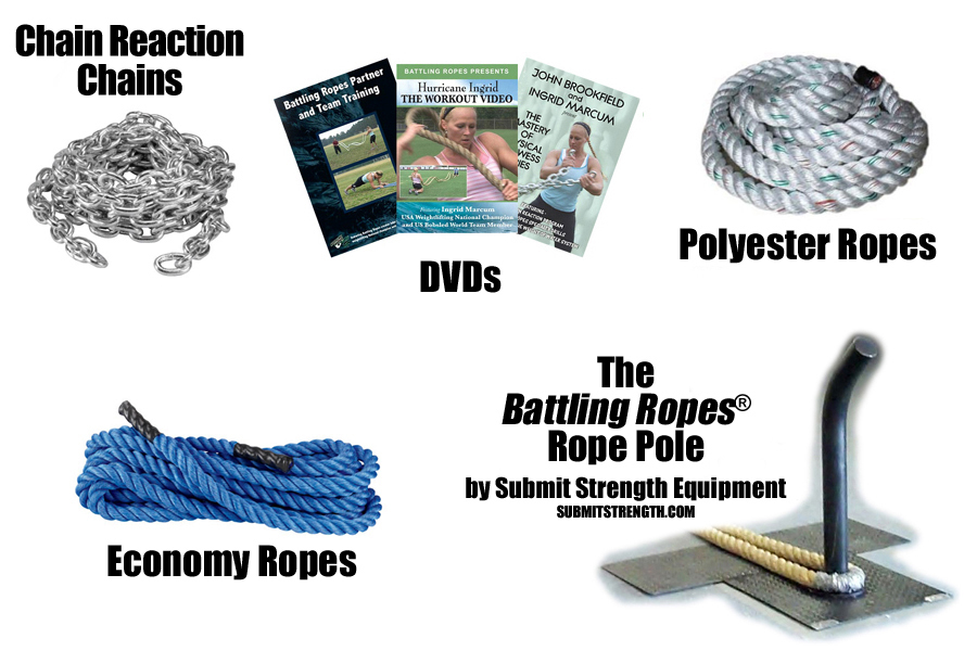 BattlingRopes.com
